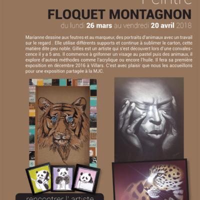 Exposition Floquet / Montagnon